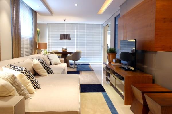 Assimeugosto Sala Tv Home Aconchegante Sofa Chaise 600x400