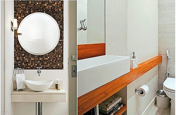 20 lavabos pequenos e estreitos simples decoracao