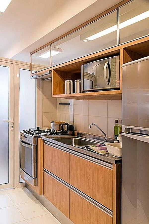 12 cozinhas pequenas e funcionais Simples Decoracao Simples Decoraç u00e3o -> Ideias Para Decorar Quitinetes Pequenas
