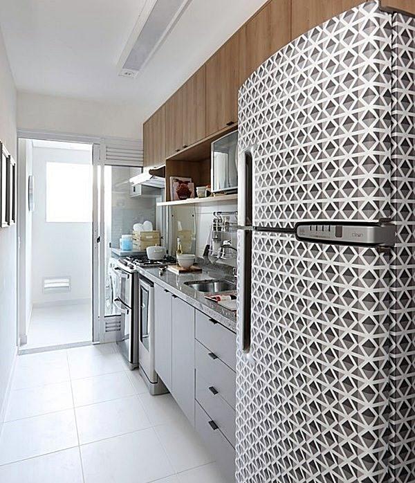 30 cores atuais para arm rios de cozinha pequena simples decoracao simples decora o Guardar bici en piso pequeno