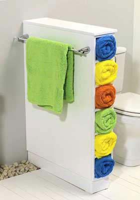 ideias para organizar o banheirodecoracaodeaazblogspot
