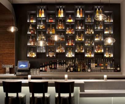 The Vesu Restaurant by Arcsine Architecture and Bellusci DesigncONTEMPORIST