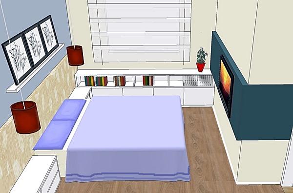 projeto- 3d - quarto