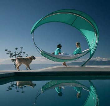 FurnitureFashionredeThe-Wave-Hammock-by-Royal-Botania1