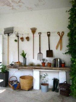 jardim ferramenta
