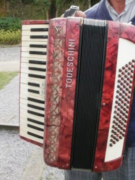 Acordeon Todeschini