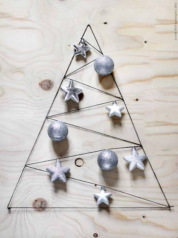 79ideas-christmas-tree-on-the-wall