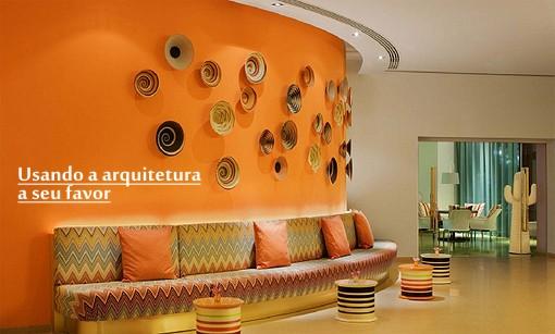 Ambientes Comerciais - Boas ideias para decorar