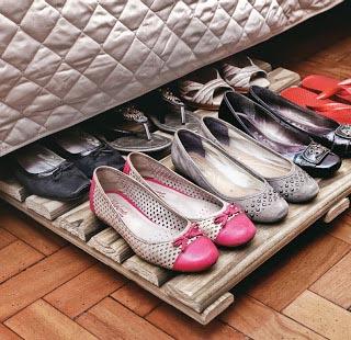 Organizando o seu quarto