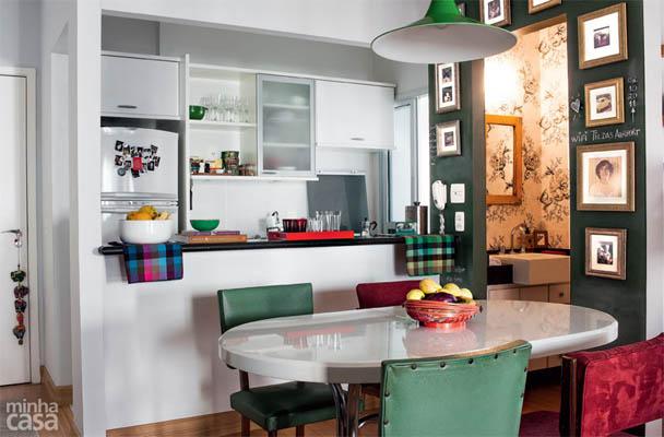Cozinhas abertas para a sala