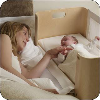 Quartos de casal com área para o bebê
