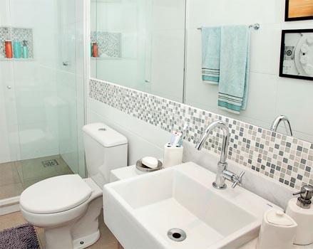 A Medida das Coisas - Banheiros