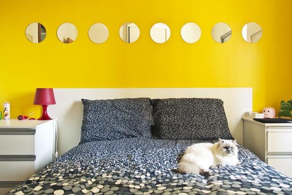 Bonitos quartos com ideias originais