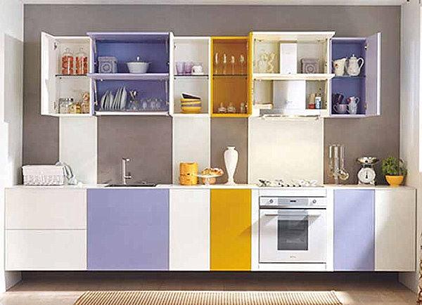 decoistA-yellow-and-lavender-kitchen