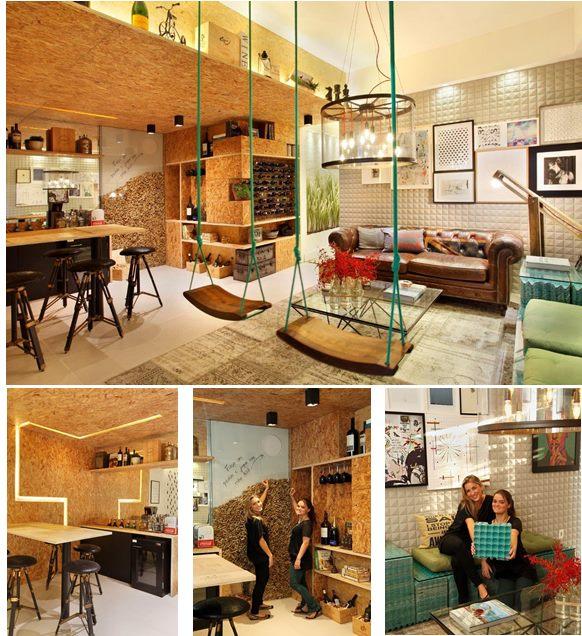 Sala Bar - Marcella Bacellar e Renata Lemos