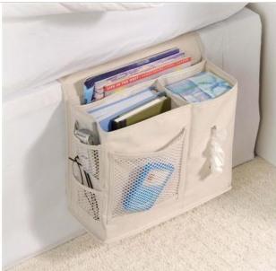 tudoorganizado Bolsa lateral organizadora para cama-205x140