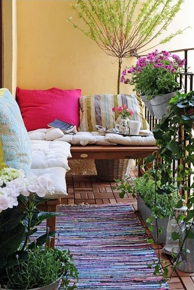 varanda pequena arquitrecos via blog deposito santa mariah