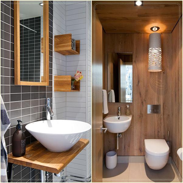 banheiro lavabo pequeno