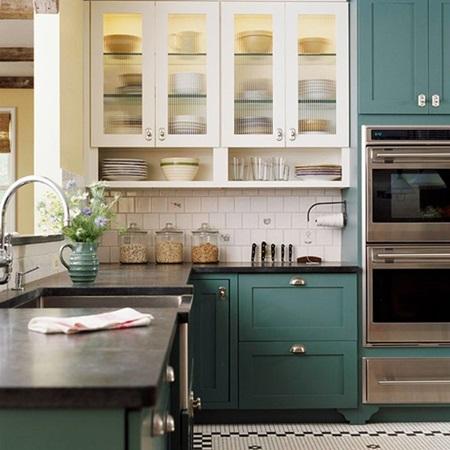 centsationalgirltwo-color-cabinets-bhg