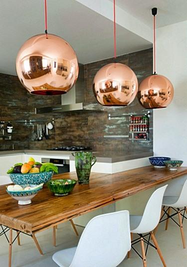 Sala de Jantar em pequenos ambientes