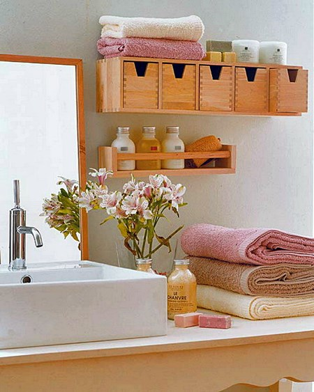 Detalhes na decoração de banheiros e lavabos