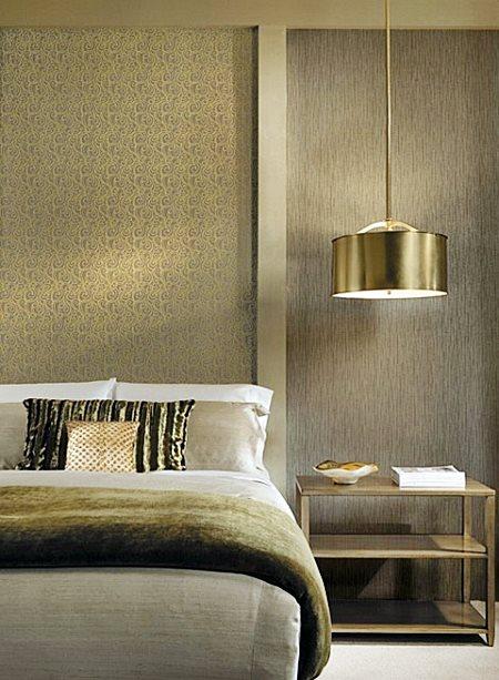 texturas na decoração quarto