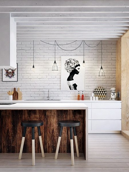 home-designing brick-wall-apartment-600x799