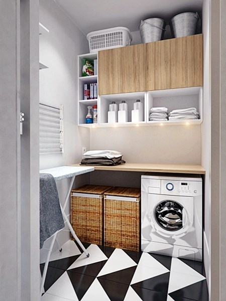 home-designing efficient-laundry-room-600x800