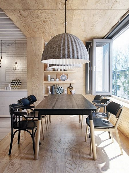 home-designing modern-wood-finish-dining-600x802