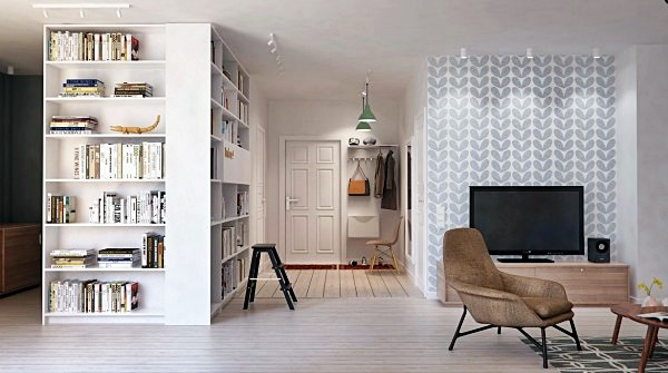 home-designing open-book-shelves