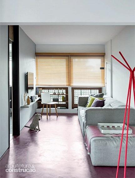 03-cores-cozinha-apartamento-concreto- (Sherwin-Williams ref proper gray SW 6003