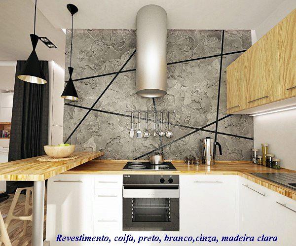 detalhes na cozinha