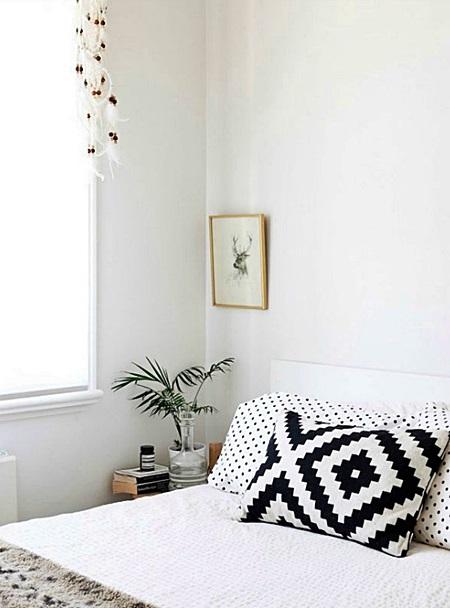 quartos decoração com quadros