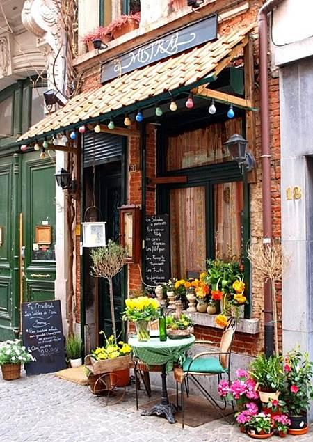 bar restaurante pequeno