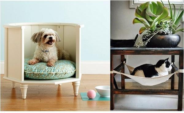 móveis para pets - cachorro e gato
