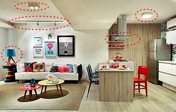 assimeugosto decoracao-quitinete-piso-madeira-600x384