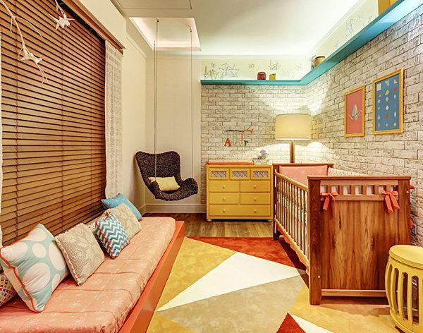 assimeugosto quarto-bebe-tijolinho-branco-moderno-casa-cor-ecobrick-600x472