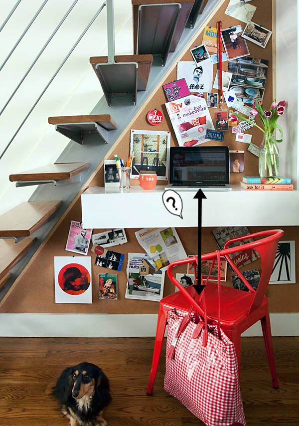 Uhomedit tilize-the-small-space-under-the-stairs