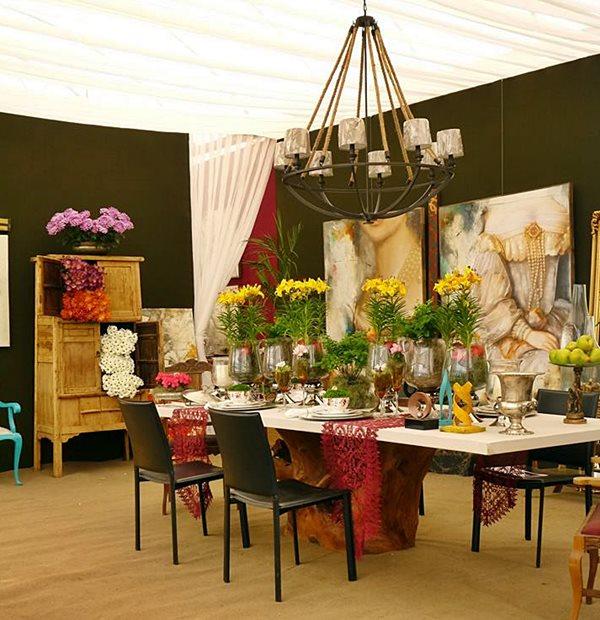 Ambiente 15 – Sala de jantar