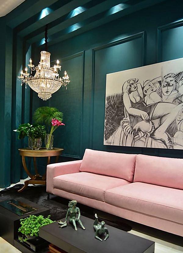 Maria Killam cores de sofa sempre na moda pinksofa
