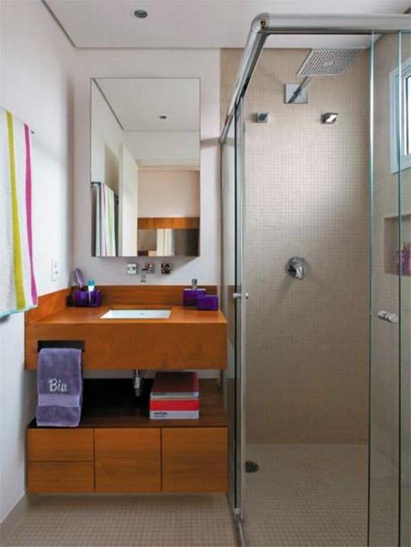 banheiro de 1,70x 1,80m