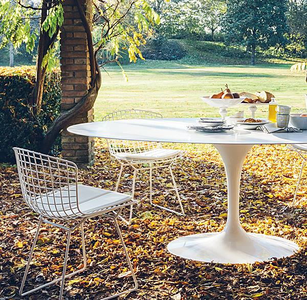 knoll bertoia-side-saarinen-outdoor-880
