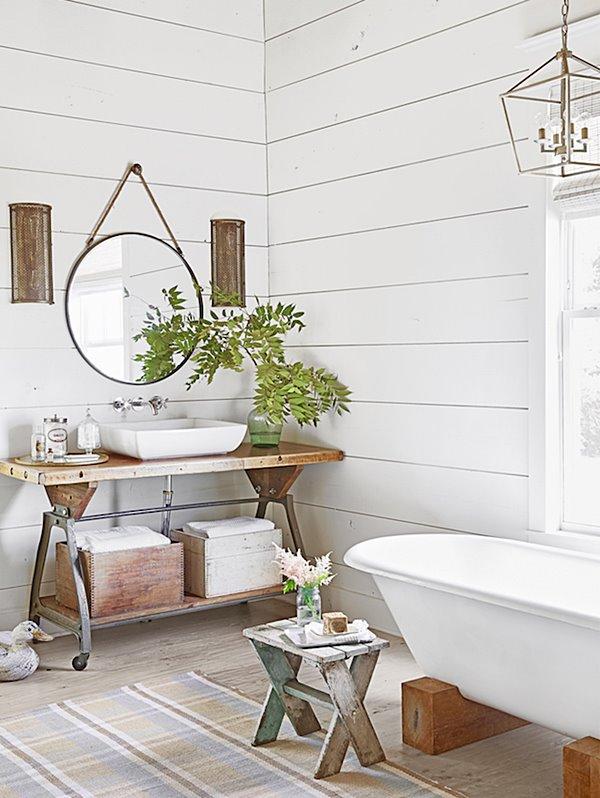 theinspiredroom White-shiplap-bathroom-design