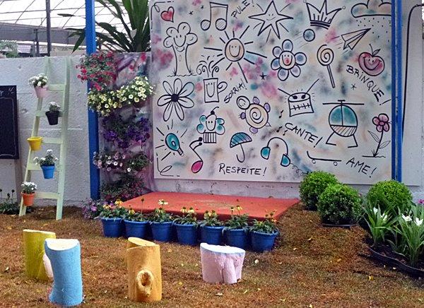 Jardim das criançasP1050671