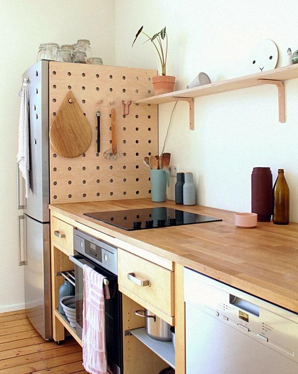 aproveitando cantinhos na cozinha