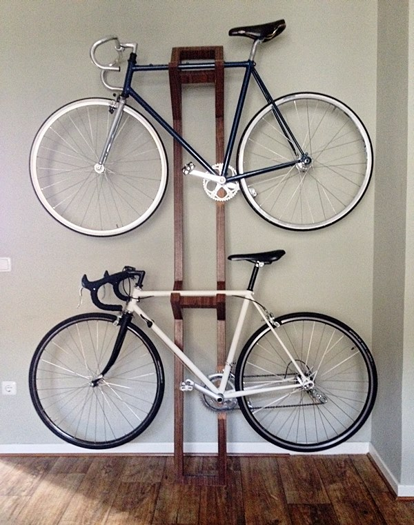 formas de guardar bicicleta