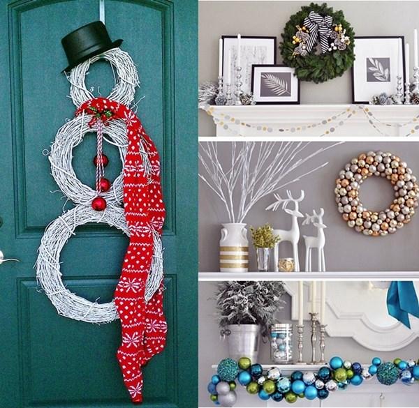 decoração natal e ano novo