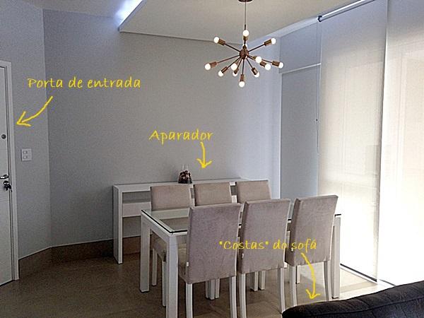 sala de leitora antes