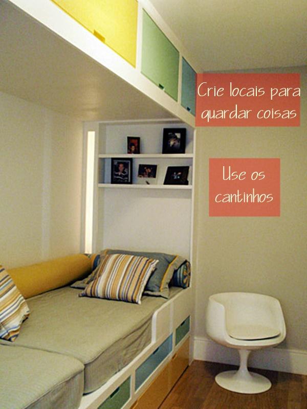 apartamento integrado pequeno 11