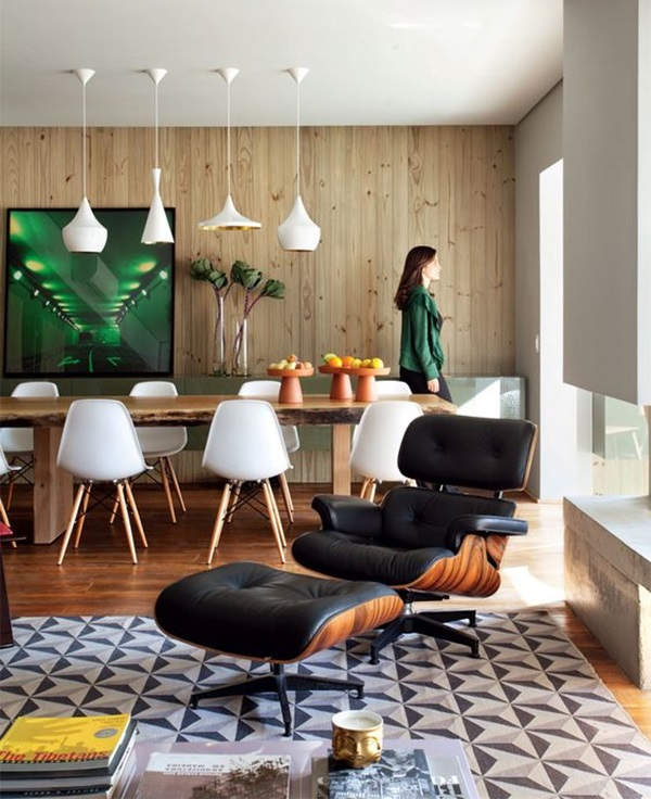 decoração contemporanea sala